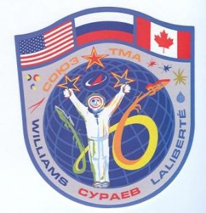 Soyuz TMA-16 International Space Station Mission Decal